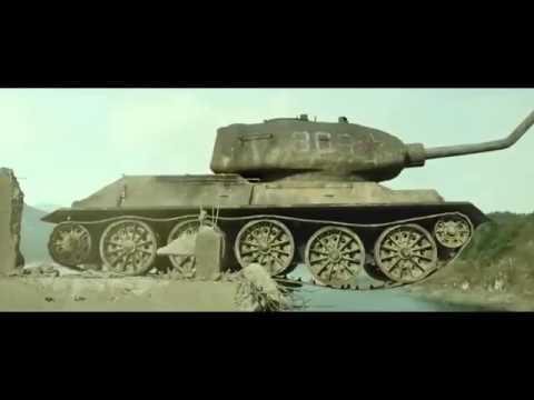 Просто интересное кино:  ТАНК против САМОЛЕТА (видео)