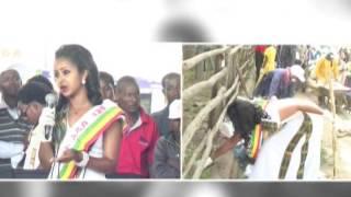 Semonun Addis : City Cleaning With Miss Addis Ababa_Seg 1