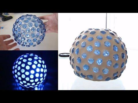 create la vostra lampada - fai da te