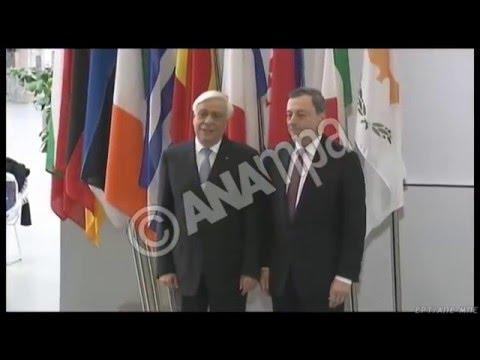 Π. Παυλόπουλος: Εκπλήρωση των υποχρεώσεων των εταίρων μας, για το χρέος και τα ελληνικά ομόλογα