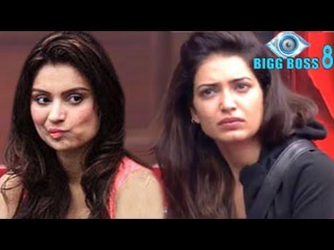 Dimpy Ganguly ABUSES Karishma Tanna in Bigg Boss H