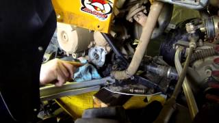 9. DIY Can Am Water Pump Seal Replacement