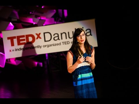 A new chapter in energy storage - Danielle Fong - TEDxDanubia