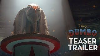 Video Dumbo Official Teaser Trailer MP3, 3GP, MP4, WEBM, AVI, FLV Juni 2018