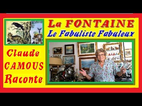 Jean de La Fontaine : «Claude Camous Raconte » « le fabuliste fabuleux »