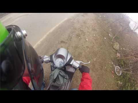 Vespa PX - Mộc Châu roadtrip 2015 pt. 2