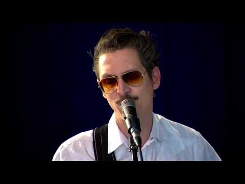 The Legendary Tigerman performs live at Euronews