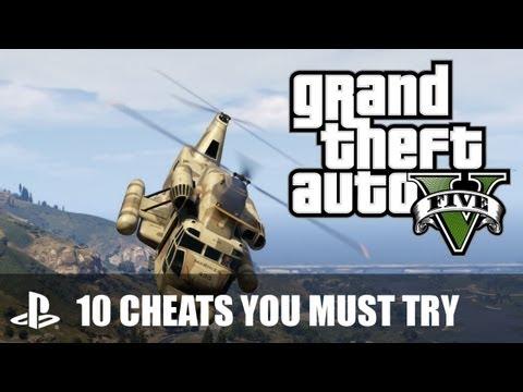 Gta v ps3 cheats 10 grand theft auto v cheats you must try