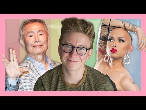 8 Asian American LGBTQ+ Trailblazers Who Inspire Me | Tyler Oakley