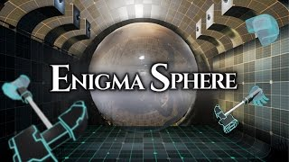 Just Released: Brand-New Promotional Gameplay Footage for Upcoming VR Action-Puzzler, ENIGMA SPHERE!