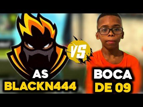 X1 INSANO! BLACKN444 vs. BOCA DE 09! QUEM GANHOU?