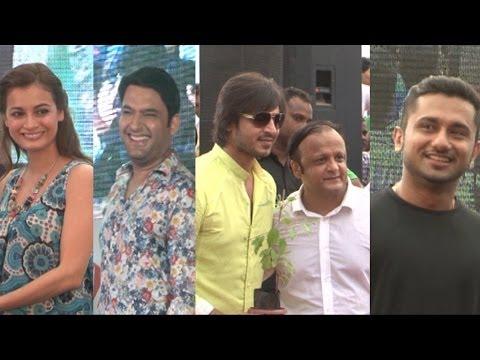 Kapil Sharma, Yo Yo Honey Singh And Other Celebs At World Environment Day Celebration
