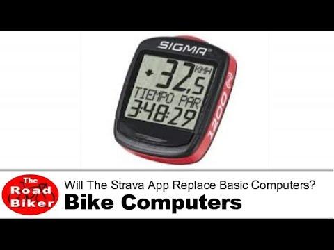 Sigma Bike Computer vs STRAVA. Is It Obsolete?