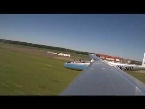 Vyhlídkové lety pro SŠ Leteckou 2015