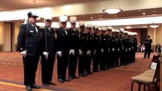 Los Angeles Commandery #9 - Drill Team Competition - 2012