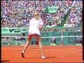 グラフ サンチェス 全仏オープン 1992