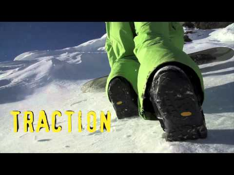 « Access your paradise »…with Vibram
