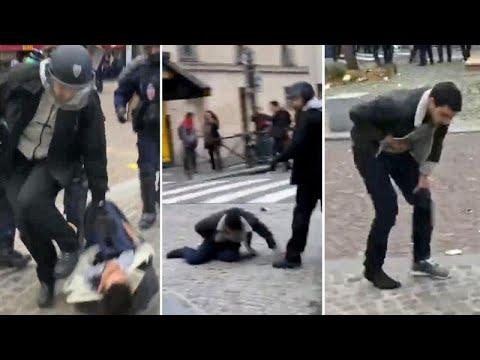 Frankreich: Innenminister Collomb weist Vorwürfe in d ...
