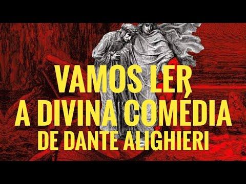 Vamos Ler A Divina Comédia de Dante Alighieri!