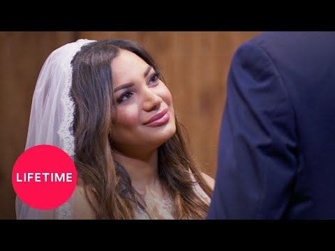 Married at First Sight: Tristan and Mia Are Married (Season 7, Episode 2)   Lifetime