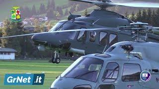"""Aeronautica: conclusa esercitazione internazionale di ricerca e soccorso """"Grifone 2017"""""""
