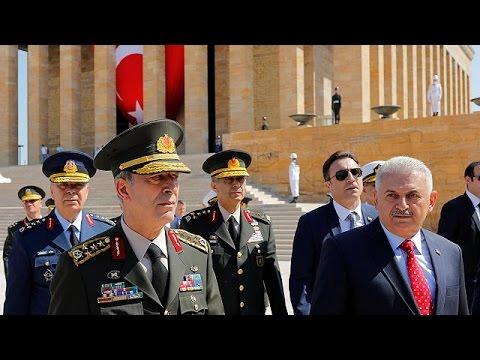 Τουρκία: Παραιτήσεις στρατηγών πριν τον σαρωτικό ανασχηματισμό του στρατού