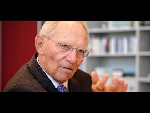 Wolfgang Schäuble fordert Korrekturen beim Asylrecht: ...