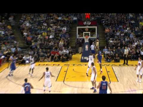 down - Jared Cunningham connects from half-court with DeAndre Jordan for the nice finish. About the NBA: The NBA is the premier professional basketball league in the United States and Canada. The...