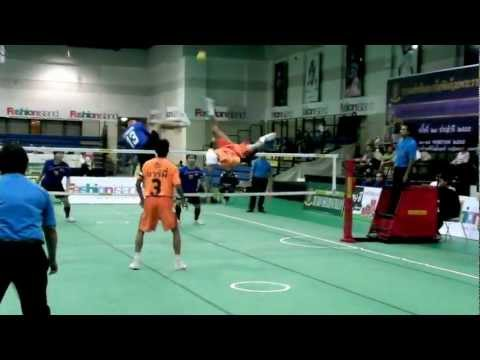 Sepak Takraw Princess Cup 2012 (13th, May)