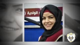 مناقشة رسالة ماجستير الباحثة صابرين أبو شاويش