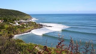 Raglan New Zealand  City new picture : Surfing Raglan Road Trip - Living a Kiwi Life - Ep. 20