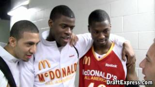 2010 McDonald's All American Game - Duke vs. UNC: Smackdown Part 2