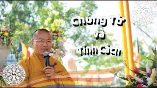 Duy Thức Tam Thập Tụng -07: CHỦNG TỬ VÀ TÍNH CÁCH - TT.Thích Nhật Từ
