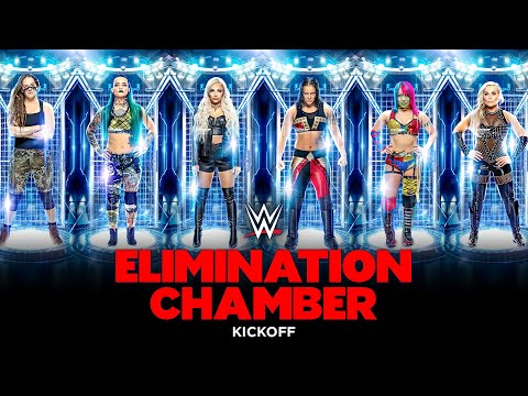 WWE Elimination Chamber Kickoff: March 8, 2020