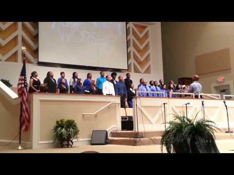 Divine 3:16 @ St John Baptist Church on 11-17-13