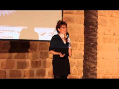 Aina Bonner, I Science Slam Nacional de España (видео)