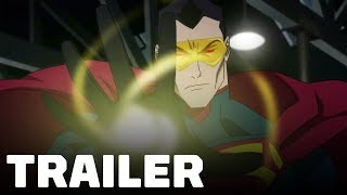 Reign of the Supermen - Exclusive Trailer (2019) Jerry O'Connell, Cress Williams by IGN