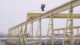 2014 X Games Real Snow silver medalist Dan Brisse's entry for the 2015 all-video snowboard contest. The official World of X Games: Real Snow show airs on Mar...
