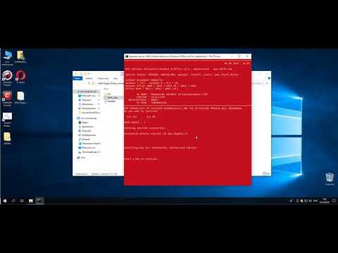 активация Windows 10 с помощью KMS & Digital & Online Activation Suite 6.6 (En)