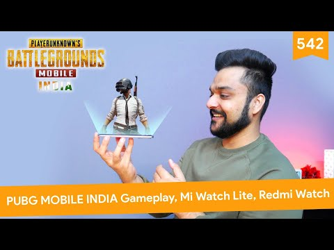 PUBG Mobile India Gameplay, Redmi Note 9 5G series, Mi Watch Lite, Redmi Watch, iPad Pro 2021 5G