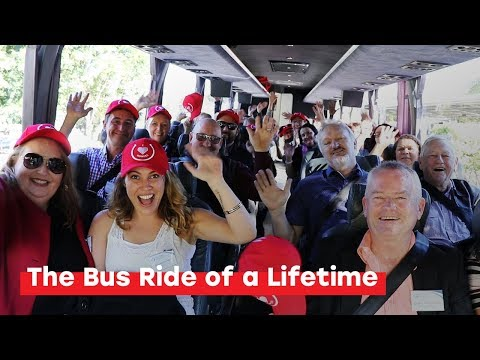 The Bus Ride of a Lifetime | Help Enterprises