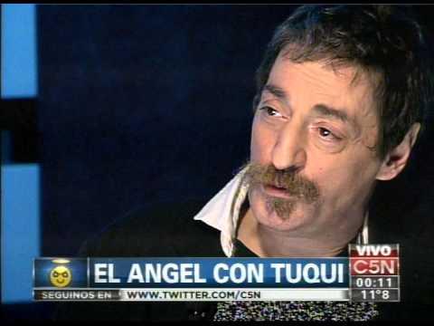 C5N - EL ANGEL DE LA MEDIANOCHE CON TUQUI