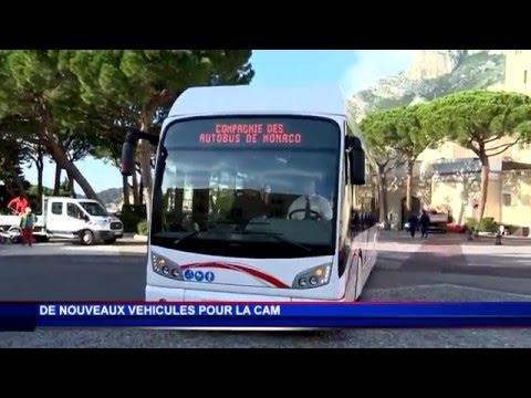 La CAM se dote de sept nouveaux véhicules hybrides