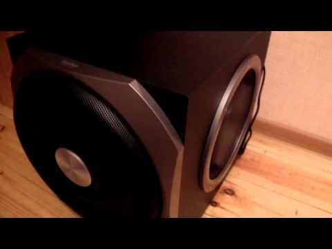 Edifier S730 давилово) (видео)