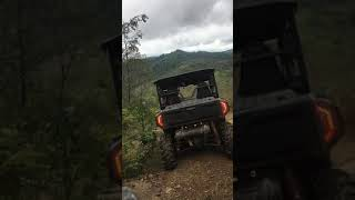 9. Yamaha Wolverine X2 tackles WV Outlaw Trails at Trailfest