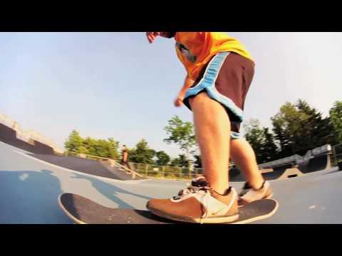 Black rock skate park
