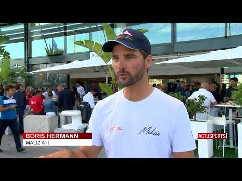 Regatta:Monaco Globe Series Awards Ceremony