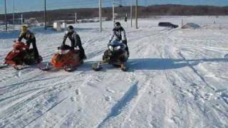 1. Arctic cat f7 2003--2006-2006 vs Bombardier rev 800 2003