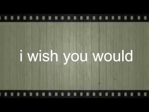 I Wish You Would - Beth Thornton - Lemon - Lyrics - Vietsub Video