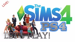 Sims 4 Lets Play!!